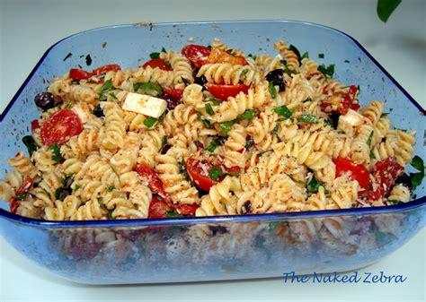 ina garten pasta recipes the zebra tomato feta pasta salad ina garten