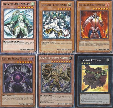 yu gi oh kristallungeheuer deck monarch tournament deck caius thestalos raiza