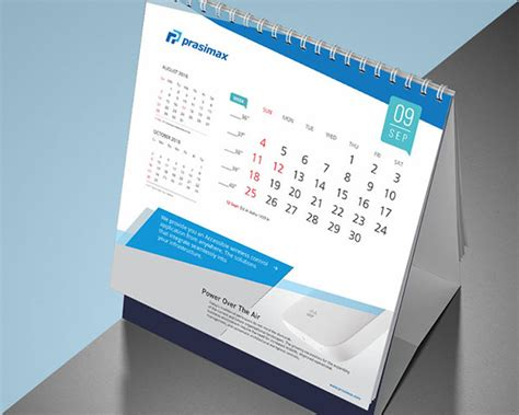 design table calendar 2016 select calendar design package sribu