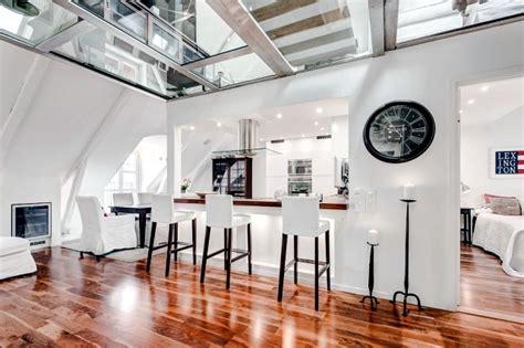 how to do minimalist interior design bright loft in a scandinavian minimalist style interior