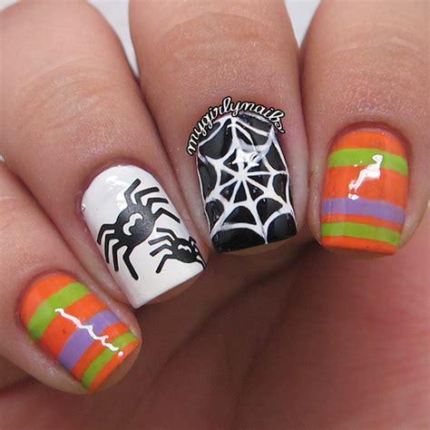 decorar para halloween paso a paso c 243 mo decorar mis u 241 as en halloween 7 dise 241 os belleza y