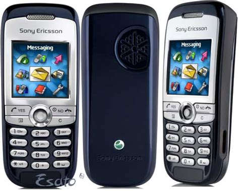 Ericsson Micro Travel Charger Cmt 10 sony ericsson announces two new entry level phones j200