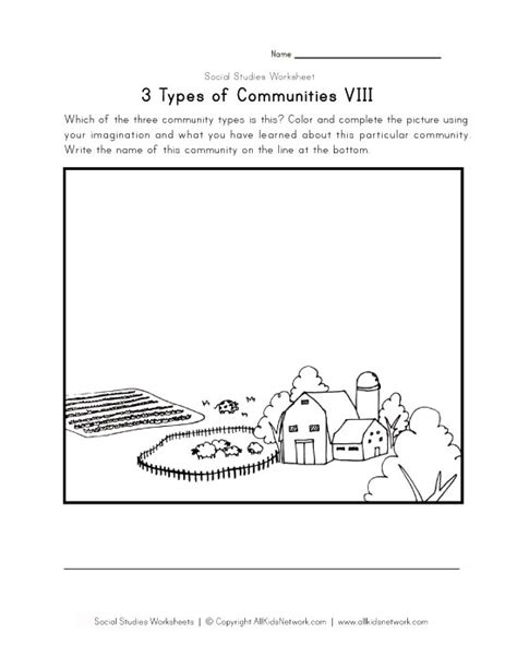 2nd Grade Social Studies Worksheets by 2nd Grade Social Studies Worksheets On Communities