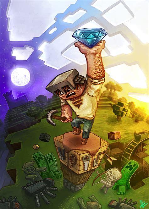 fan craft for minecraft fan by dlincoln83 on deviantart