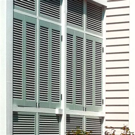 Louvered Blinds Interior Composite Shutters