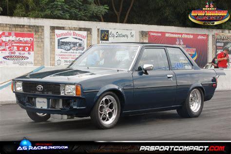 Toyota Corolla 0 To 60 1981 Toyota Corolla 1 8 5 Speed 1 4 Mile Trap Speeds 0 60
