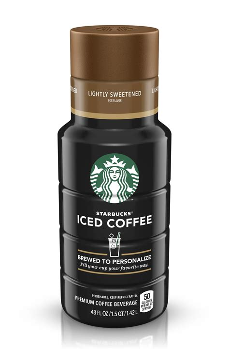 Starbucks Handcrafted Beverage - new starbucks iced coffee brewed to personalize at home