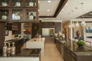 Look For Design Kitchen 52 Kitchens With Wood And Black Kitchen Cabinets
