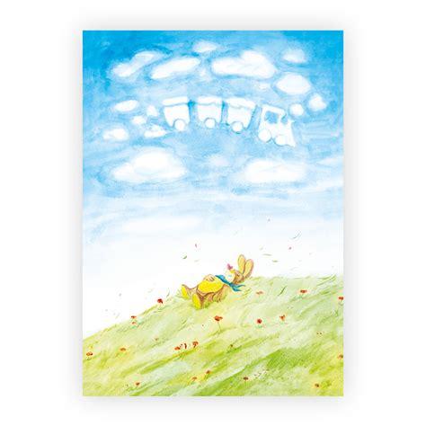 Bilder Set Kinderzimmer by Bilder F 252 R Kinderzimmer 3er Set Aquarell Quot Hase Tr 228 Umt