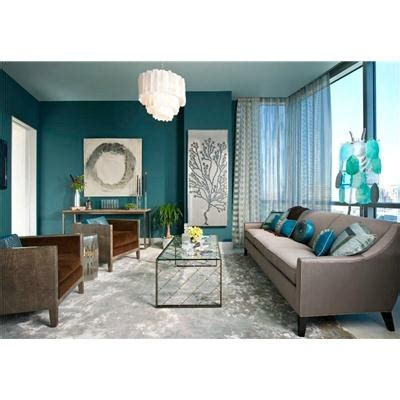 brown and teal dark teal walls love it with brown furniture home