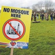 Section 27 Dispersal Order by Two Arrests As Bnp Demonstrate Against Rotherham Mosque
