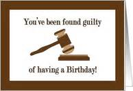 birthday cards for my lawyer from greeting card universe