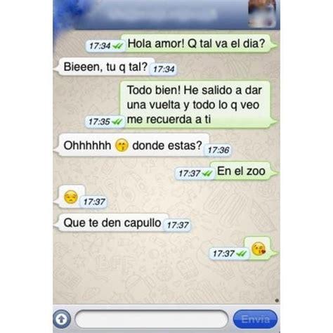 cadenas de whatsapp son ciertas 19 conversaciones divertidas por whatsapp taringa