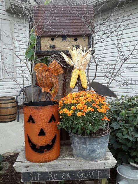 fall display primitive fall fall decor autumn