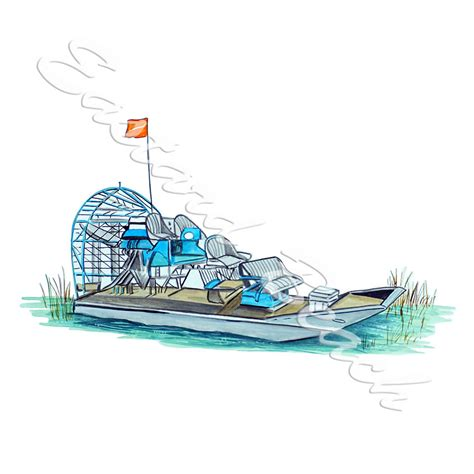 airboat drawing airboat graphics images reverse search
