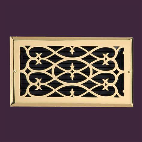 Floor Heat Registers by Floor Heat Register Louver Vent 5 3 4 X 11 13 4 Duct