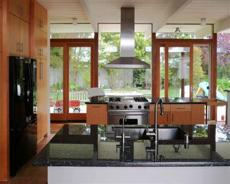 klopf architecture eichler addition remodel midcentury klopf architecture eichler kitchen remodel