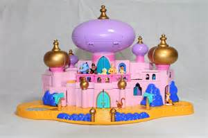 disney jasmine royal palace aladdin castle polly pocket castle jafar aladdin alltoycollector