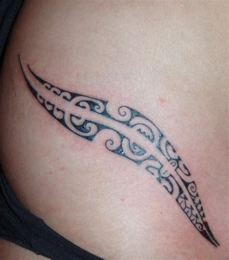 small tattoos for maori polynesian style