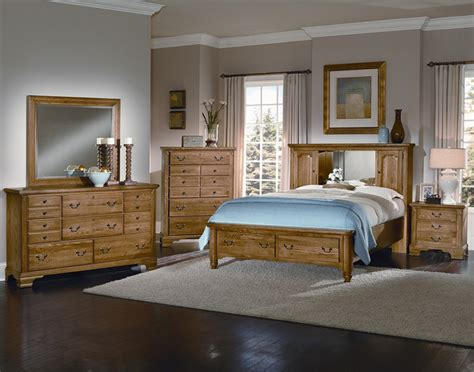 furniture bedroom vaughan bassett 5 benson