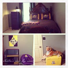 1000 images about lsu room home decor on