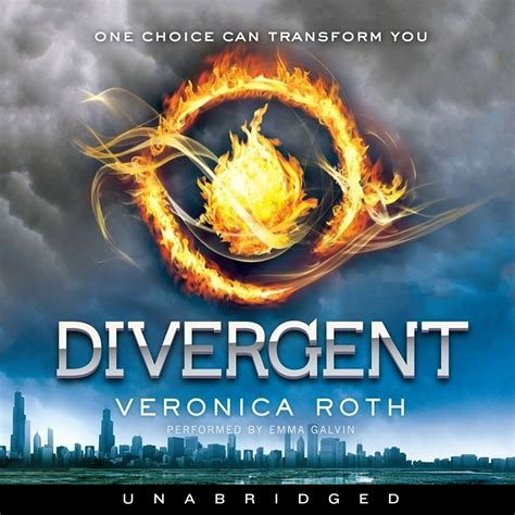 divergent audiobook by roth for just 5 95