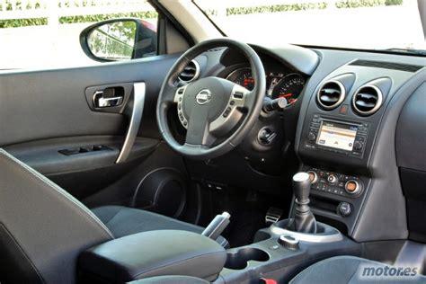 nissan qashqai 2013 interior nissan qashqai 2 0 dci 150 cv 4x4 todo en uno motor es