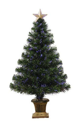 christmas optical fiber trees 32 inches melbourne big w 32 quot fiber optic green tree at menards 174