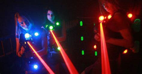 r city phase phasercity lasergame sfida i tuoi amici all ultimo colpo