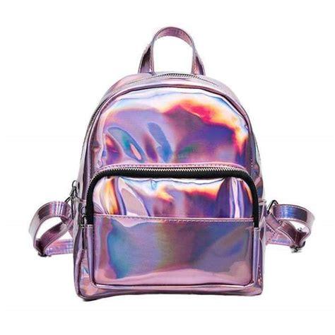 Bag Wanita 77712 Pink backpack 2017 leather small backpacks for school bags travel shoulder bag 6m