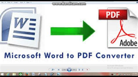 word   file   convert  easy  youtube