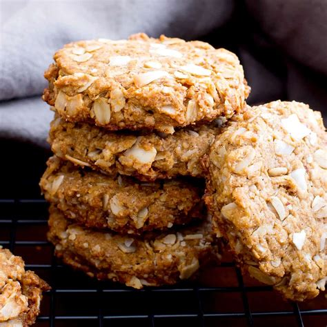 soft whole wheat peanut butter cookies vegan 17 and vegan gluten free oatmeal cookies