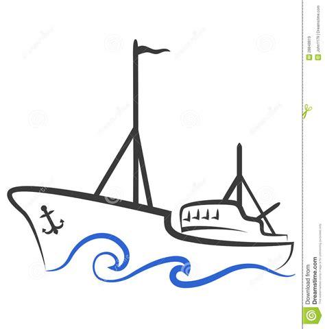 dessin bateau silhouette boat silhouette clipart clipart suggest