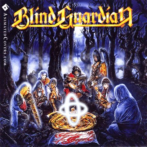 blind guardian somewhere far beyond animated covers