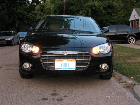 Tuner Justified by Chrysler Sebring 2 4 Touring Pictures Photos