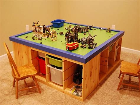 diy lego table with drawers how to build a lego table ideas lego lego table lego and ikea storage