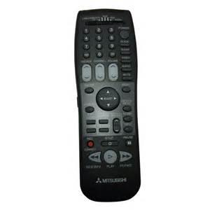 Mitsubishi Tv Remote Original Mitsubishi Remote For Ws 65869 Ws65869
