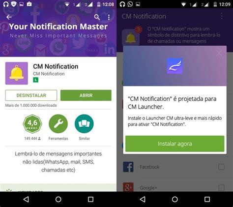 tutorial como instalar o whatsapp tutorial como adicionar um contador de notifica 231 245 es no