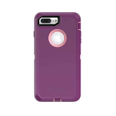 High Otterbox Defender Iphone 7 7 Plus Hardc Diskon otterbox defender for iphone 7 plus purple