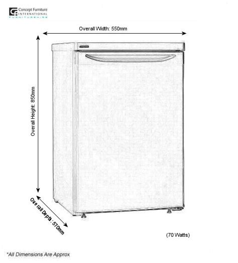 refrigerator dimensions under counter fridge hire concept furniture hire