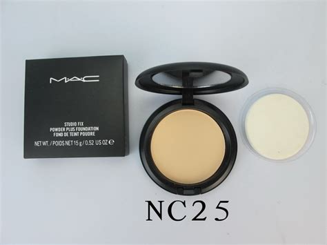 Mac Nc 25 phấn phủ mac 2 trong 1 studio fix powder plus foundation