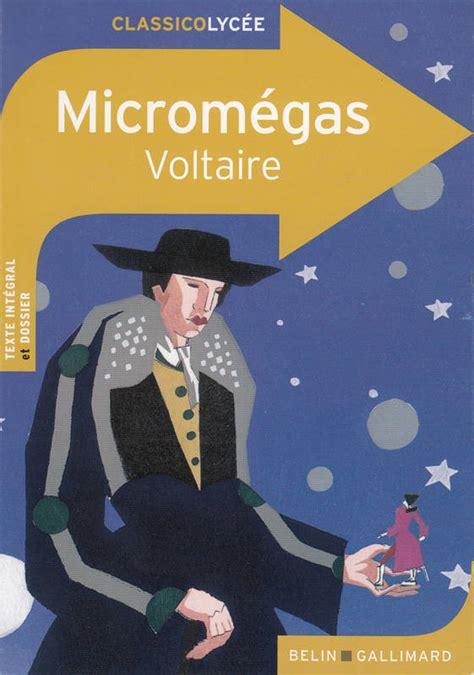 le micromgas livre microm 233 gas histoire philosophique voltaire belin gallimard classico lyc 233 e