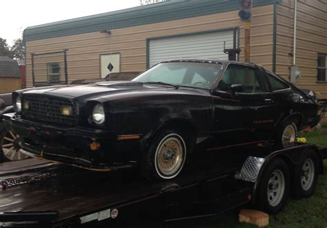 1978 mustang cobra for sale king cobra project 1978 ford mustang