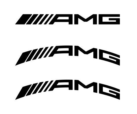 Sticker Kaca Amg Mercedes Bent Cutting Stiker Amg Whindseild revised amg curved brake caliper decal feedback