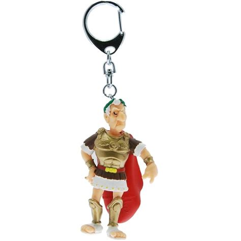 figure keychain keychain figure plastoy ast 233 rix julius caesar 60412 2015