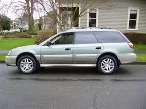 Subaru Outback 2004 2004 Subaru Outback 187 Awd Auto Sales