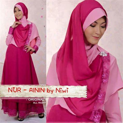 Gamis Dress Baju Muslim Murah Cewek Syari Muslimah 50 gaun pesta remaja galeri ayesha jual baju pesta modern