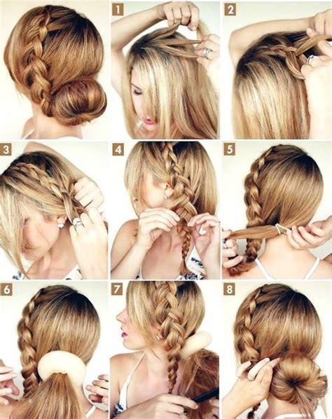 how to do fancy hairstyles for kids 37 tipos de peinados con trenzas 2018 f 225 ciles paso a paso