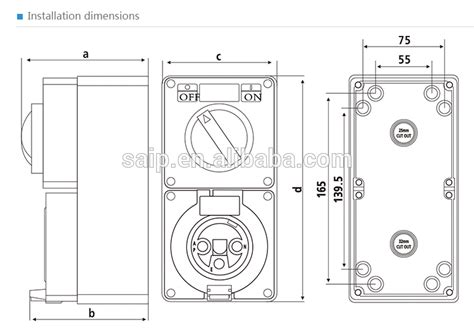 3 phase rotary isolator wiring diagram efcaviation