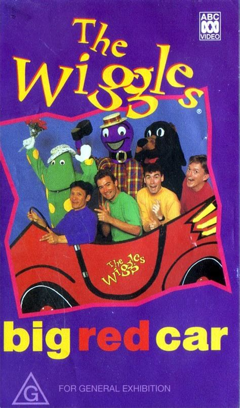 wiggles waves free form books big car wikiwiggles